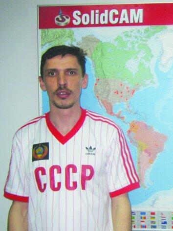 Н. Батарев (CSoft)