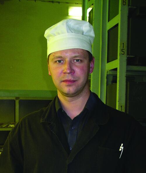 Исполнитель - инженер-технолог ОГТ 1-й категории Н. Петухов