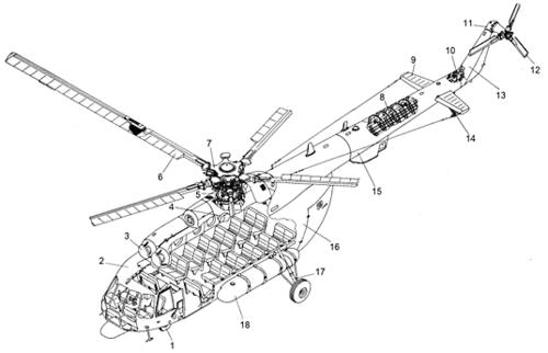 Рис. 3. Пример иллюстрации из технического руководства