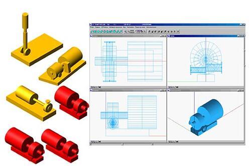 Рис. 21. Создание нового оборудования в Конструкторе компонентов PLANT-4D