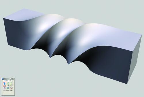 Динамическое моделирование форм