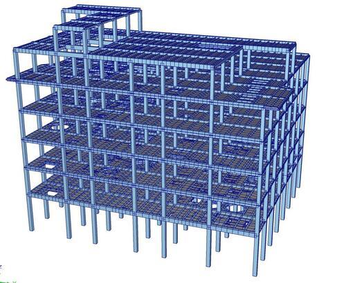 Рис. 4.2. Расчетная модель