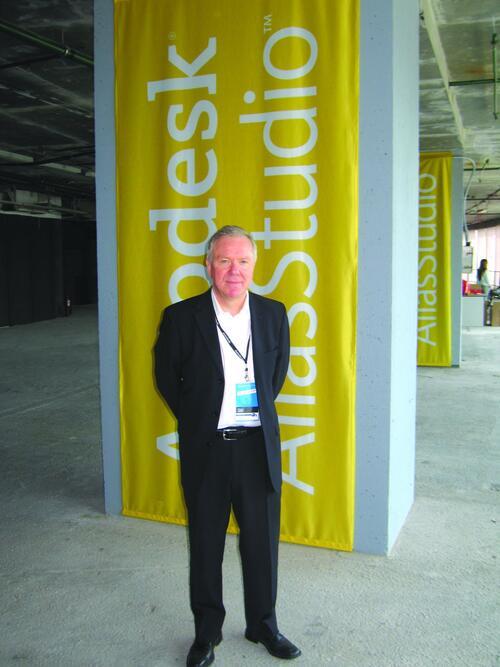 Ричард Т. Джонс. Вице-президент, Alias Design Products Департамент решений для машиностроения (Manufacturing Solutions Division) Autodesk, Inc.