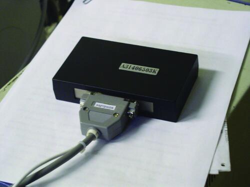 Рис. 18. Использование микропроцессорного ЭСЗУ-К для ввода-вывода управляющих программ и параметров в УЧПУ 2Р22 на токарном станке АТПУ-125-08