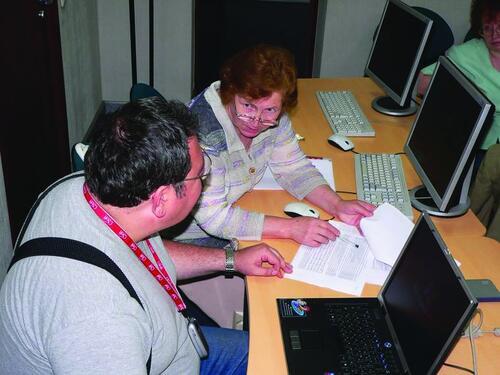 Специалист отдела архитектурно-строительных САПР Владимир Грудский отвечает на вопросы