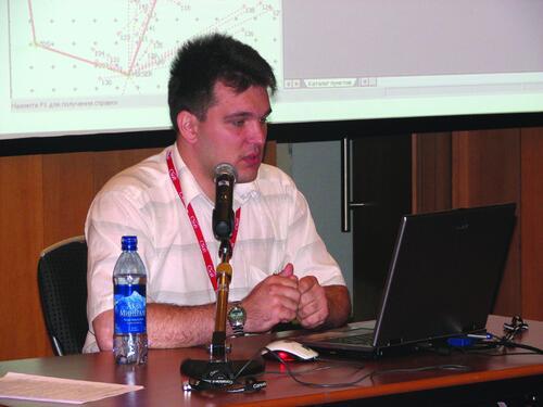 Юрий Курило, ведущий специалист отдела землеустройства, изысканий и генплана