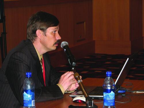 Андрей Благий, директор информационного центра
