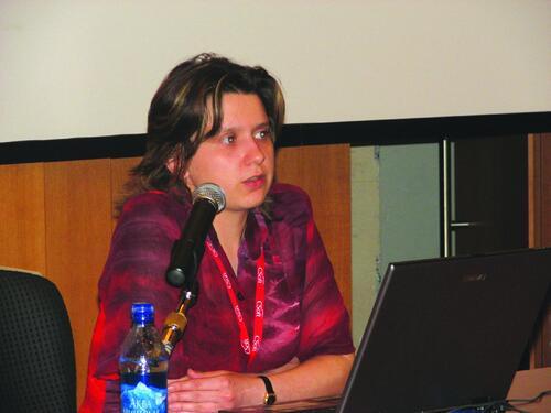 Татьяна Буданова, заведующая отделом инженерно-геологических исследований ОАО «ПНИИИС»