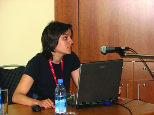 Наталья Орлова, инженер-геодезист камеральной группы ПК «Румб»