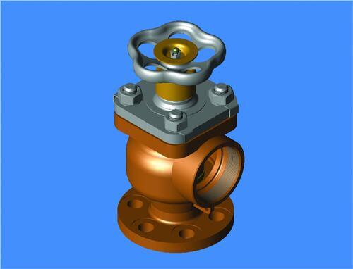Рис. 4а. Элементы судового насыщения, разработанные в Autodesk Inventor Professional 11