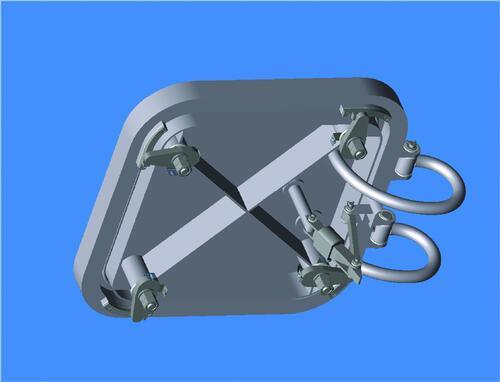 Рис. 4б. Элементы судового насыщения, разработанные в Autodesk Inventor Professional 11