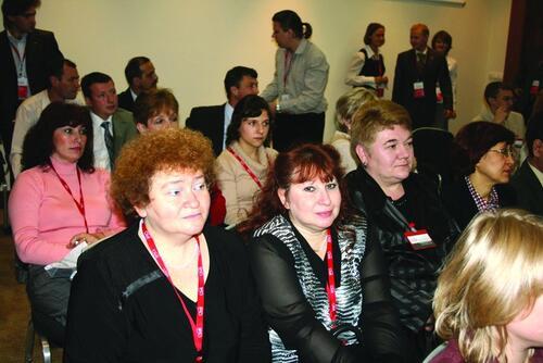 Специалисты ОАО «Росжелдорпроект»