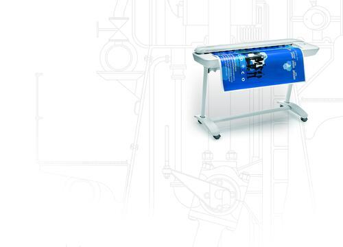 Широкоформатный сканер Contex HAWK-EYE G36