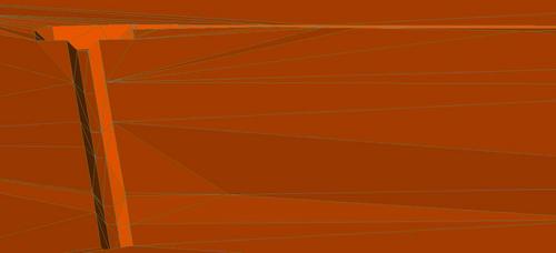 Рис. 9. Участок водоотводной канавы