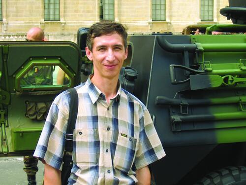 Евгений Грицай