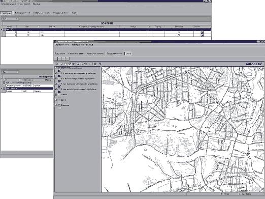ГИС в интернет... Autodesk MapGuide создан для этого!