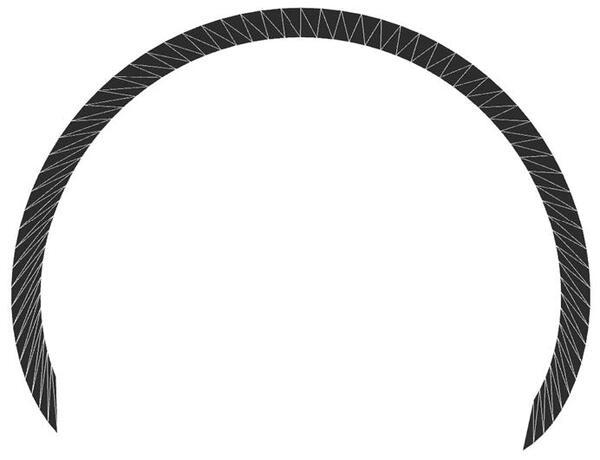 Рис. 4. Модель с повышенным качеством