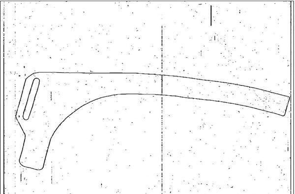Рис. 4. Монохромное изображение