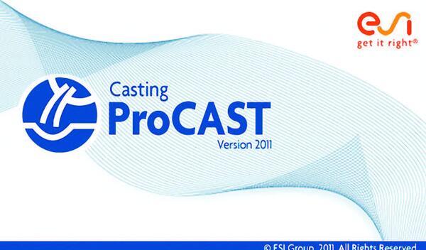 Рис. 1. ProCAST 2011.0