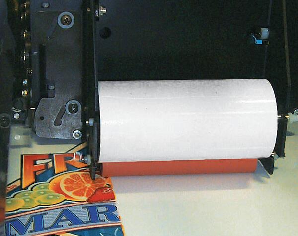 Система непосредственной очистки винила DC OptiPrint