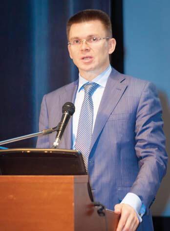 Министр имущественных отношений Московской области А.А. Чупраков