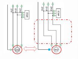 Перемещение УГО с подключенными контактами