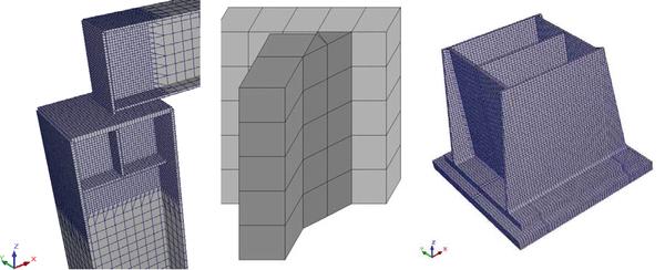 Рис. 1. Визуализация моделей
