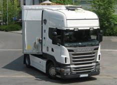 Получение данных GPS с крыши транспортного средства