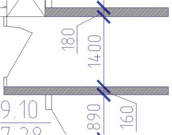 Алгоритм поиска контура штриховок nanoCAD 5.0 теперь игнорирует элементы оформления