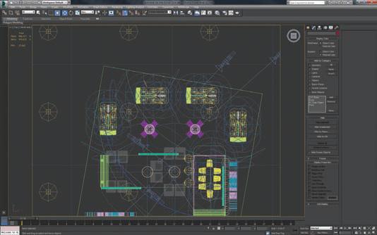 Диагностика модели в 3ds Max