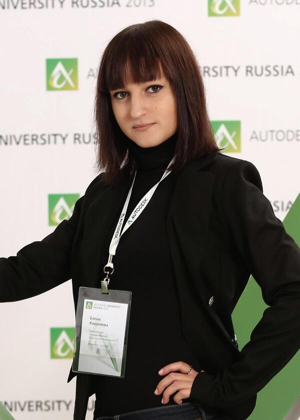 Елена Кошелева - автор проекта Компьютерное кресло для музыкантов