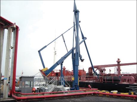 Слив-налив в танкеры СР 250