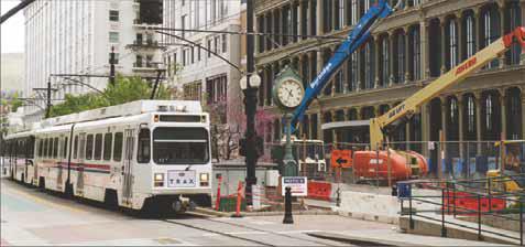 Департамент транспорта штата Юта Солт-Лейк-Сити. Юта. США Управление транспортными ресурсами