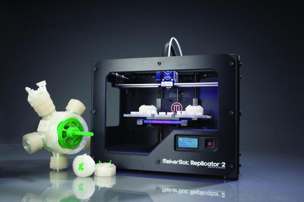 3D-принтеры и те изумительные и необычные вещи, которые можно сделать с их помощью