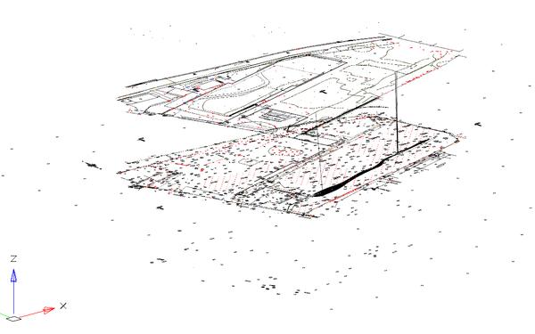 Визуализация проблемного *.dwg-файла в 3D