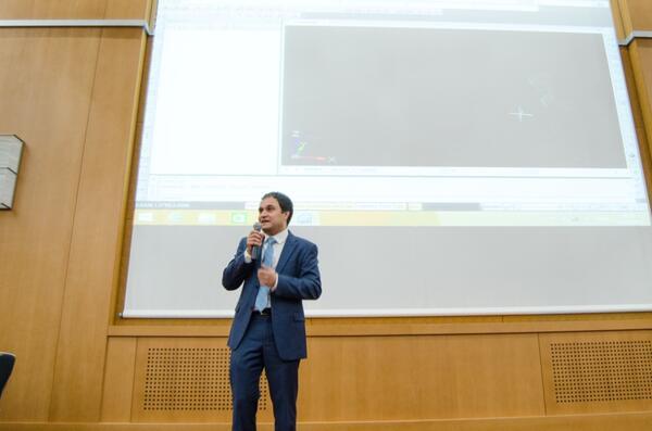 Максим Егоров, генеральный директор компании «Нанософт»