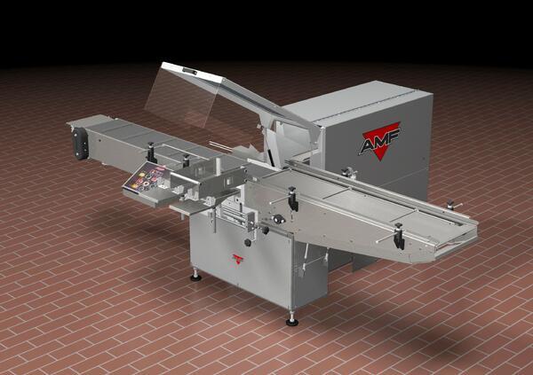 Созданная компанией Siemens система Solid Edge позволила пекарне AMF адаптироваться к новым требованиям к упаковке и соблюдению гигиены, учесть изменения привычек в питании, а также повысить безопасность оборудования и обеспечить работу в условиях растущих цен на энергию и сырье. (Иллюстрация предоставлена пекарней AMF, Канада)