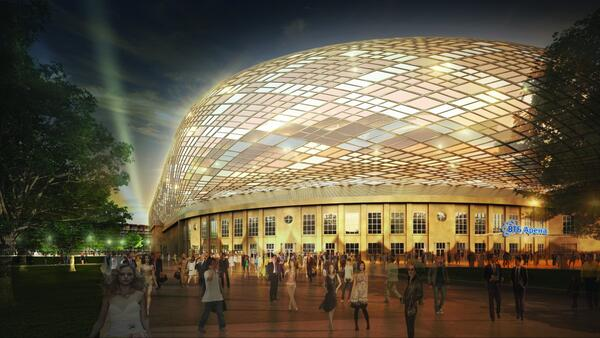 ВТБ Арена - Центральный стадион «Динамо» (SPEECH, Россия)