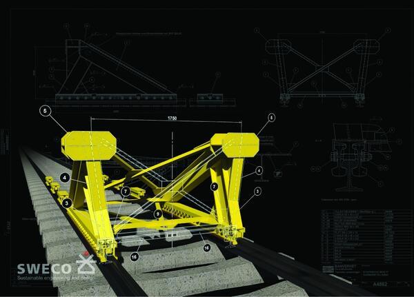 Библиотека 3D-объектов железной дороги