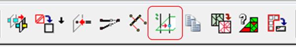 Функция Дробление стержней полигоном
