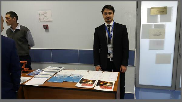 Антон Сударев, менеджер по продажам отдела САПР и инженерного анализа ЗАО «СиСофт»