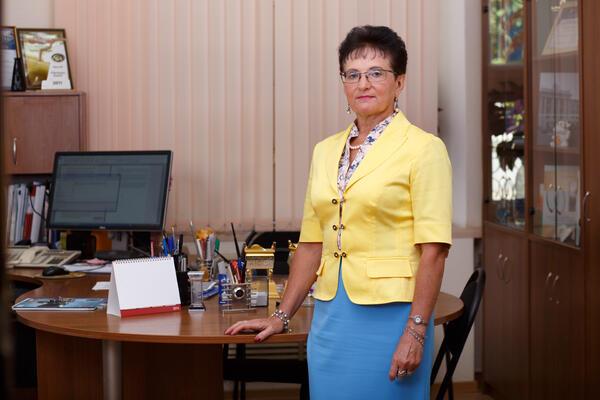 Любовь Дмитриевна Зубова, заместитель генерального директора по информационным технологиям