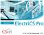Компания CSoft Development сообщает о выходе новой версии программного обеспечения ElectriCS Pro