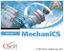 Выход новых версий продуктов серии MechaniCS