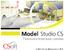 Новый продукт в линейке Model Studio CS - Model Studio CS Технологические схемы