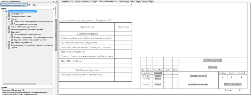 Рис. 5. С помощью инструмента Комплект документации пользователи могут собирать электронный аналог бумажных томов