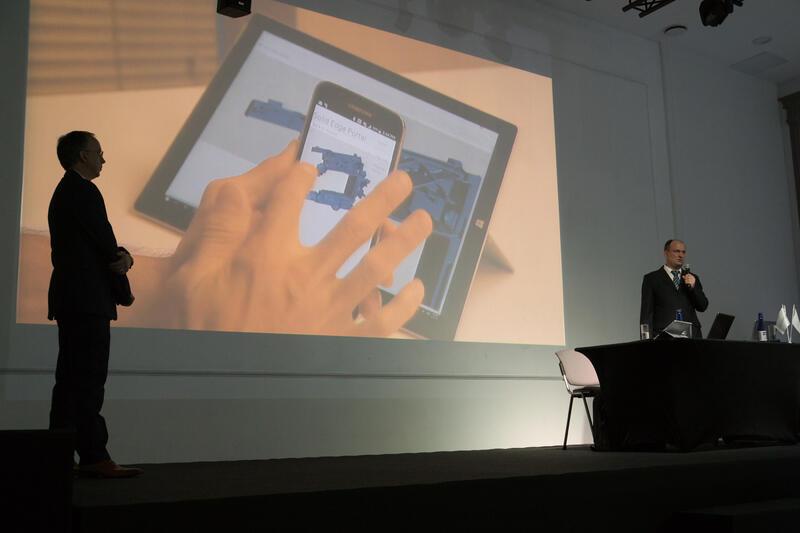 Роман Хохленков о Solid Edge Portal - новом способе безопасной совместной работы над проектами внутри и вне предприятия