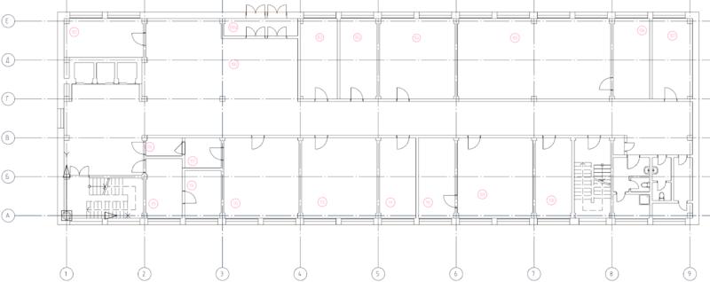 Рис. 5. Архитектурная подоснова