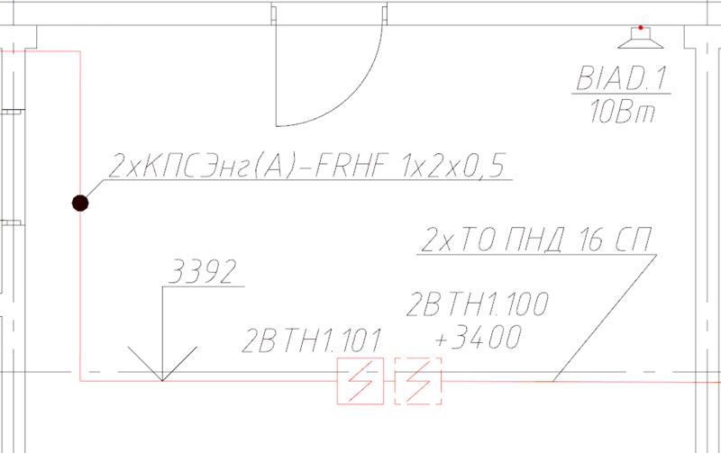 Рис. 9. Варианты маркировки оборудования
