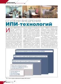 Журнал Ступени внедрения ИПИ-технологий